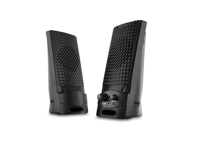Snopy SN-510 2.0 Black USB Speaker