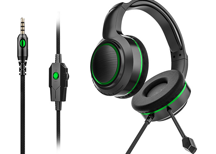 Snopy SN-X51 MATCH Siyah/Yeşil Gaming Kulaklık