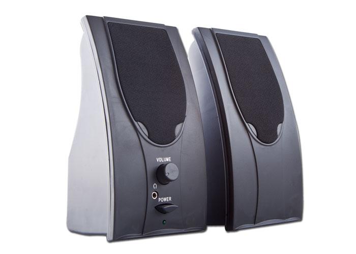 Snopy SN-168 2.0 3W*2 Siyah AC 220V Speaker