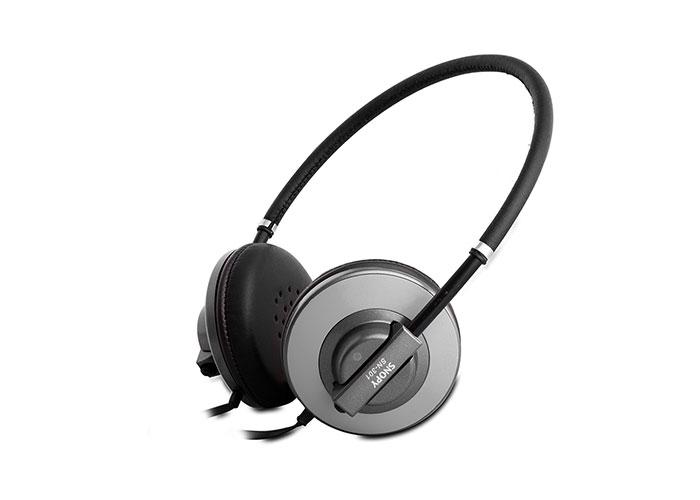 Snopy SN-301 Gri Mikrofonlu Kulaklık