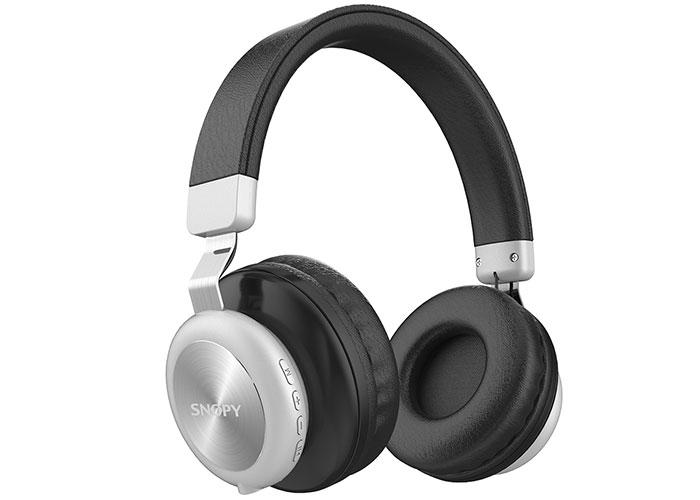Snopy SN-BT34 LUCKY Siyah TF Kart Özellikli Bluetooth Kulaklık