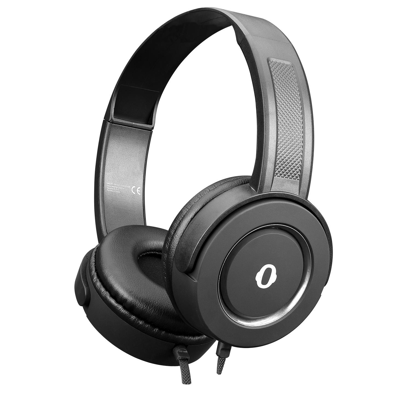 Snopy SN-401 DISCOVER Kırmızı Güçlendirilmiş Bass Etkili Mikrofonlu Kulaklık