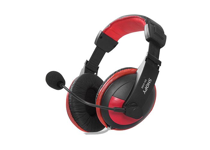 Snopy SN-4488 Profesyonel Oyuncu Mikrofonlu Kulaklık
