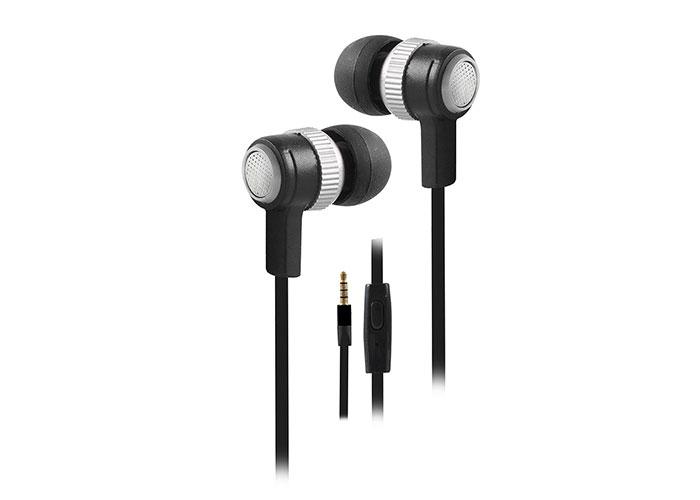 Snopy SN-501 Mobil Telefon Uyumlu Kulak içi Gümüş Mikrofonlu Kulaklık