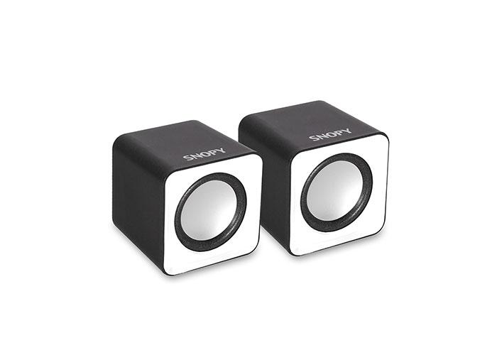 Snopy SN-66 2.0 White USB Speaker