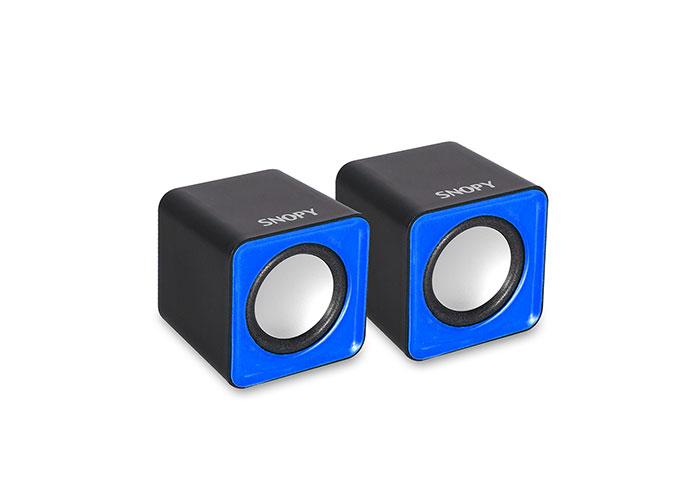 Snopy SN-66 2.0 Mavi USB Speaker