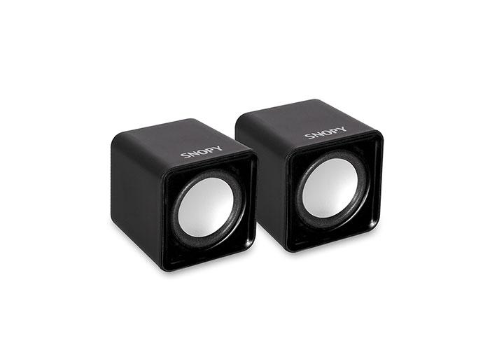 Snopy SN-66 2.0 Siyah USB Speaker