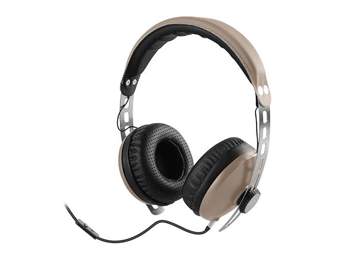 Snopy SN-683 Gold Mikrofonlu Kulaklık