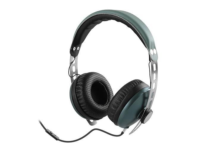 Snopy SN-683 Mavi Mikrofonlu Kulaklık