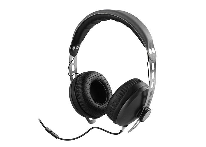 Snopy SN-683 Siyah Mikrofonlu Kulaklık