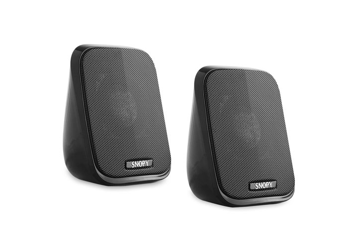 Snopy SN-701 2.0 3W*2 Siyah USB Speaker