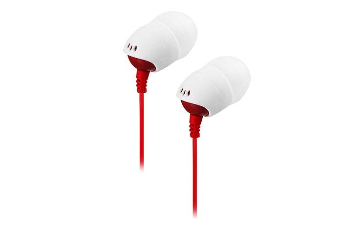 Snopy SN-709 Koruma Çantalı Lüks Kulaklık Mobil Telefon Uyumlu Kırmızı