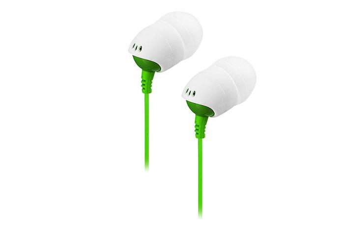 Snopy SN-709 Koruma Çantalı Lüks Kulak İçi Kulaklık Mobil Telefon Uyumlu Yeşil
