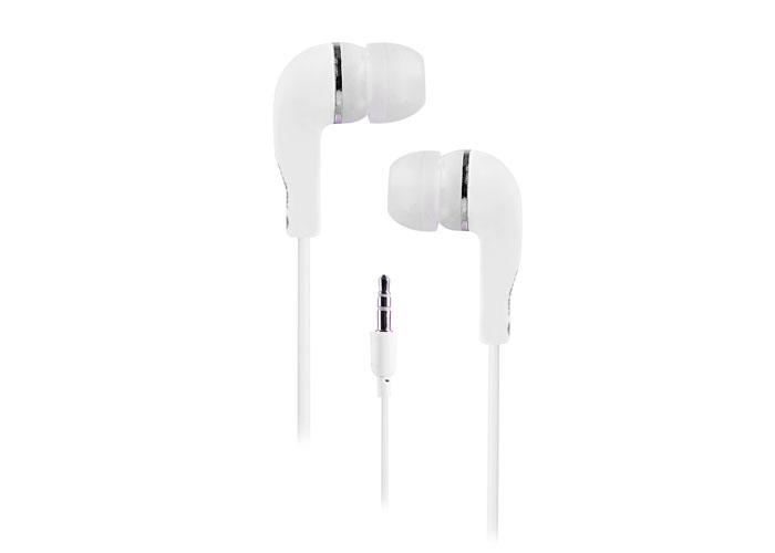Snopy SN-78 MP3 Kulak İçi Beyaz Kulaklık