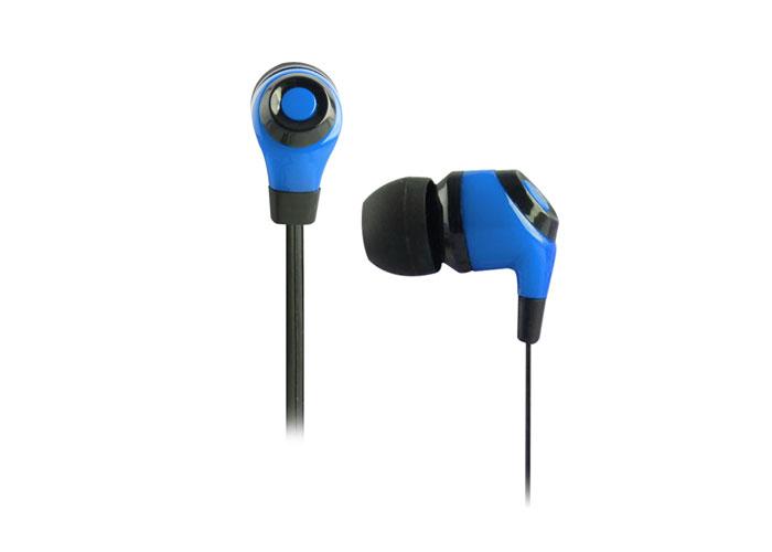 Snopy SN-802 Mobil Telefon Uyumlu Kulak içi Açık Mavi Mikrofonlu Kulaklık