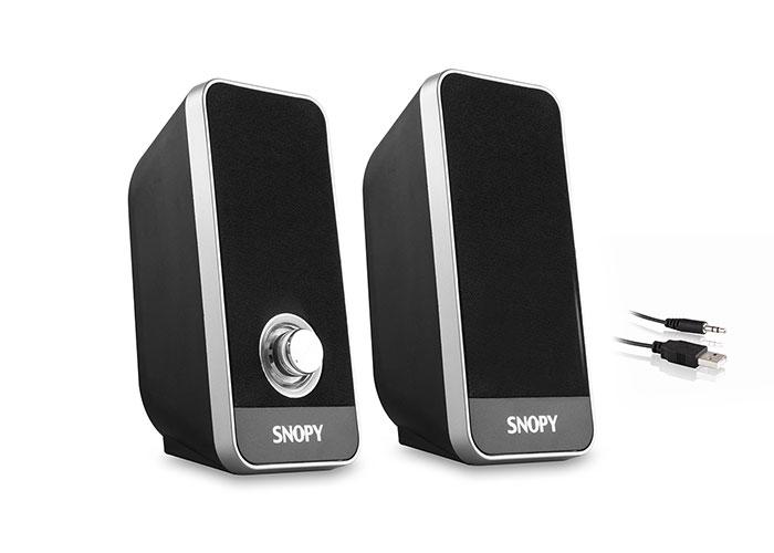 Snopy SN-830 2.0 Siyah Speaker