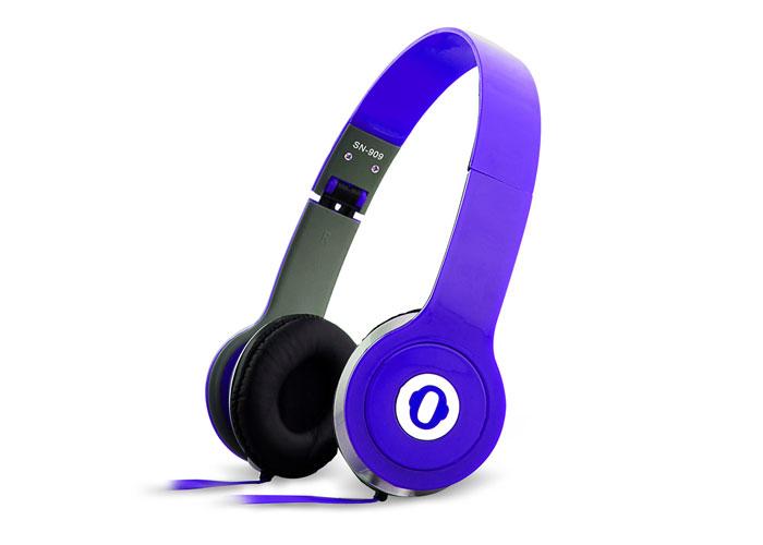 Snopy SN-909 Mavi Kulaklık