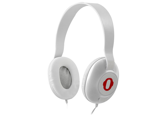 Snopy SN-910 White Multimedia Headset with Microphone