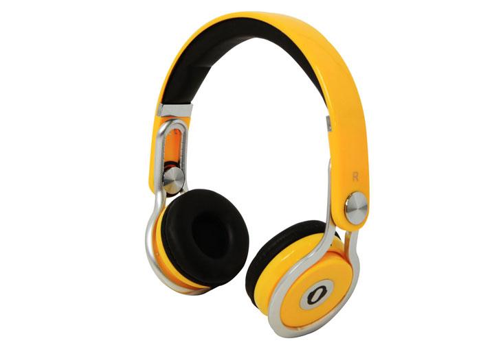 Snopy SN-913 Multimedia Sarı Mikrofonlu Kulaklık