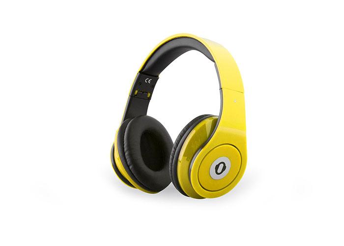 Snopy SN-914 Multimedia Sarı Mikrofonlu Kulaklık