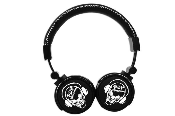 Snopy SN-99A 3D Renk Beyaz Mikrofonlu Kulaklık