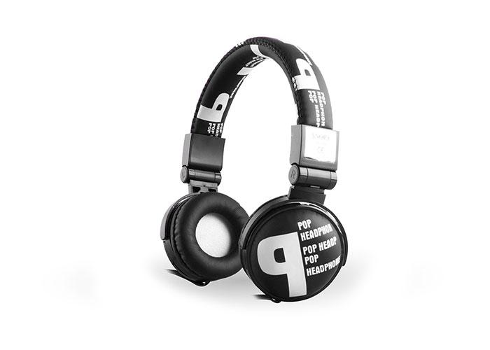 Snopy SN-99B Pop Stereo Beyaz Mikrofonlu Kulaklık