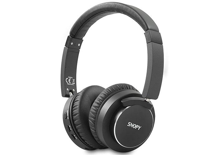 Snopy SN-BT41 Noise Cancelling Siyah Bluetooth Kulaklık