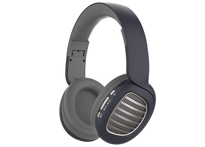 Snopy SN-BT55 DIAMOND TF Kart Özellikli Lacivert Bluetooth Kulaklık