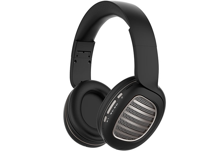 Snopy SN-BT55 DIAMOND TF Kart Özellikli Siyah Bluetooth Kulaklık