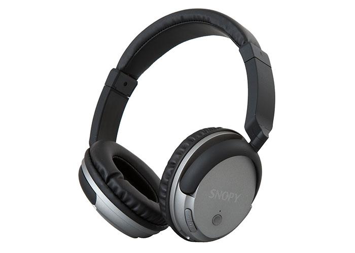 Snopy SN-BT90 NOBBY Gümüş Bluetooth Kulaklık