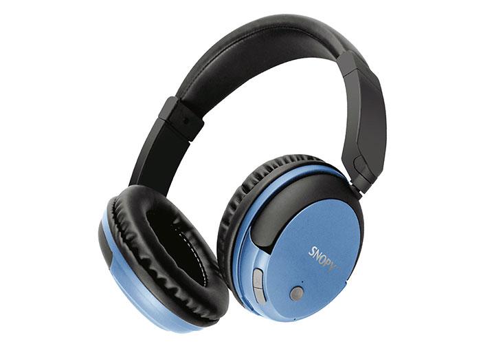 Snopy SN-BT90 NOBBY Mavi Bluetooth Kulaklık