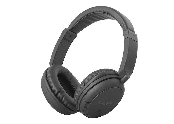 Snopy SN-BT90 NOBBY Siyah Bluetooth Kulaklık