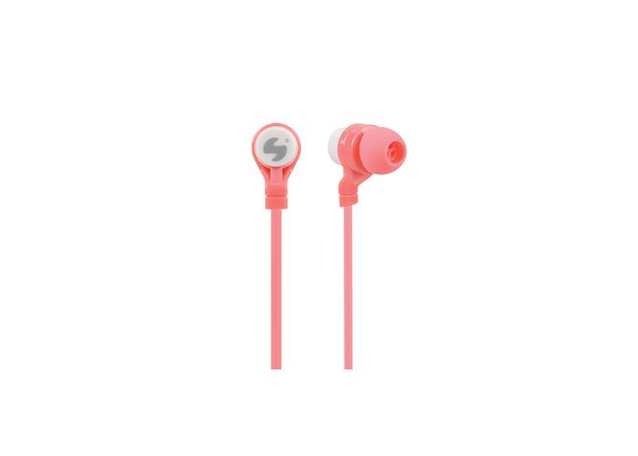 Snopy SN-C12 Mobil Telefon Uyumlu Kulak içi Kırmızı Mikrofonlu Kulaklık