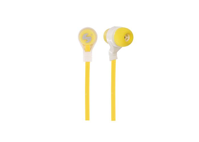 Snopy SN-C12 Mobil Telefon Uyumlu Kulak içi Sarı Mikrofonlu Kulaklık