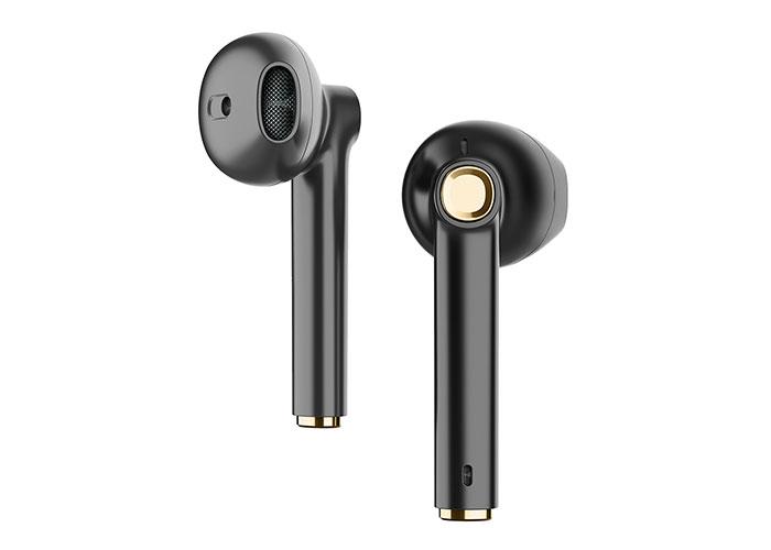Snopy SN-F6 Siyah Mobil Telefon Uyumlu Bluetooth TWS Mikrofonlu Kulaklık