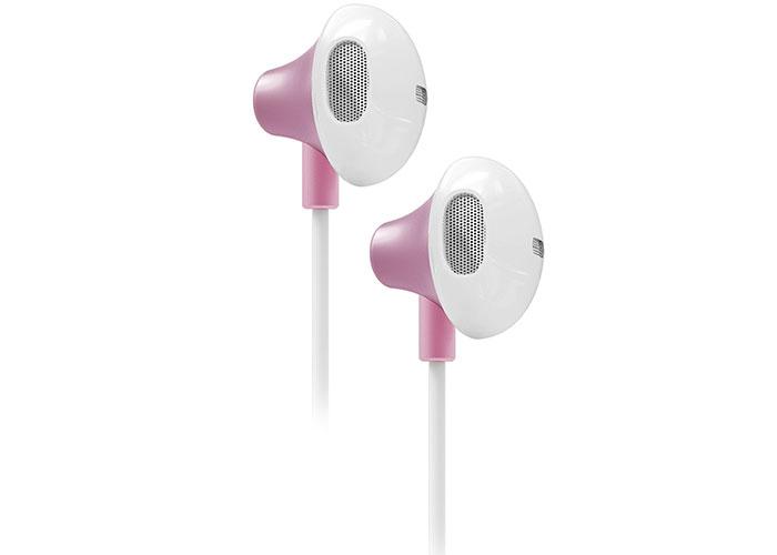 Snopy SN-J04 Firestorm Mobil Telefon Uyumlu Kulak içi Rose Gold Mikrofonlu Kulaklık