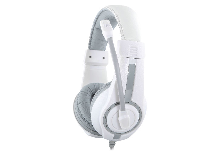 Rampage SN-R1 White / Black Gaming Headset with Microphone