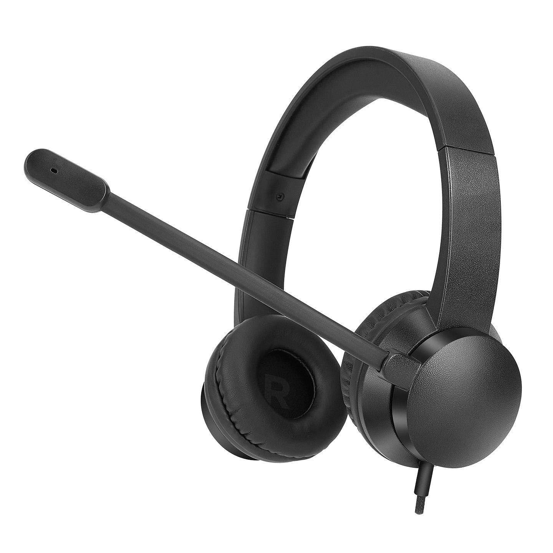 Snopy SN-T9 CHATTY Usb Çağrı/Eğitim için Mikrofon Kontrollü Call Center Stereo Notebook-PC Kulaklık