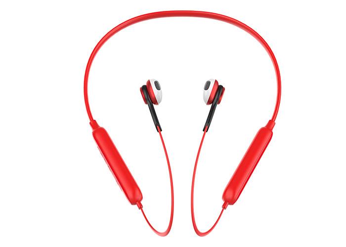 Snopy SN-XBK01 SKETCH Kırmızı TF Kartlı Mıknatıslı Bluetooth Spor Kulak içi Kulaklık  Mikrofon