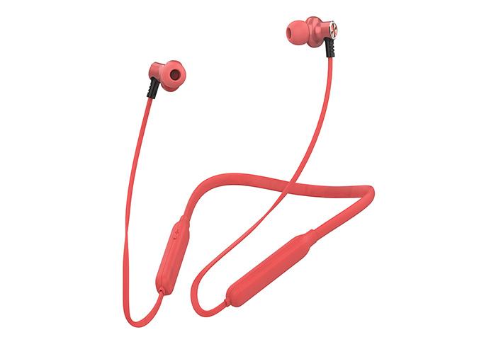 Snopy SN-XBK02 LOTUS Siyah Boyun Askılı Mıknatıslı Bluetooth Spor Kulak içi Kulaklık  Mikrofon