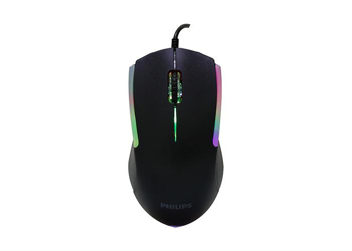 Philips SPK9314 Usb Siyah 1200dpi Optik Kablolu Mouse