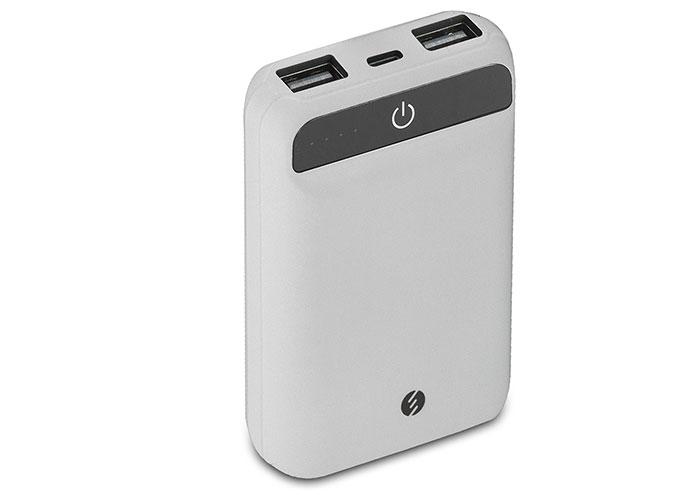 S-Link Swapp SWP-78 7800mAh Powerbank Dokunmatik Led Lamba Beyaz Taşınabilir Pil Şarj Cihazı