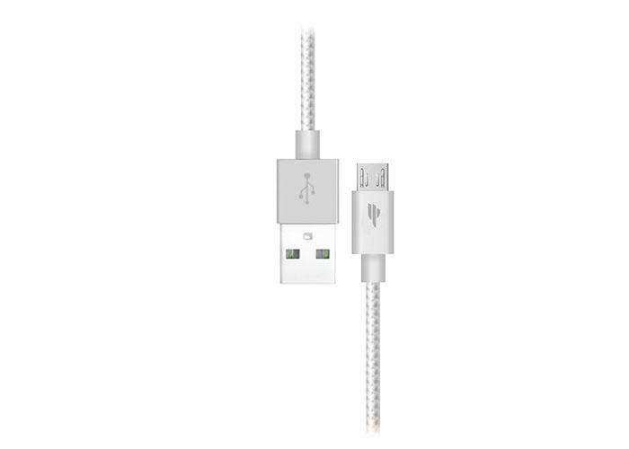 S-link Swapp SW-A5 Micro Usb 1m Silver Data + Şarj Kablosu
