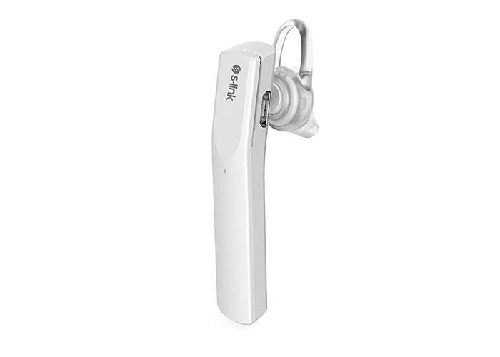 S-link Swapp SW-BT17 Mobil Telefon Uyumlu Beyaz Bluetooth Kulaklık