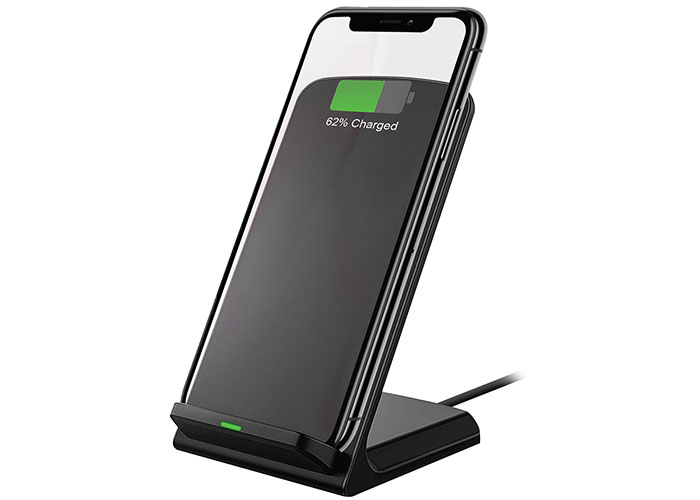 S-Link Swapp SW-CWF48 5V 1.5A Black Wireless Charger