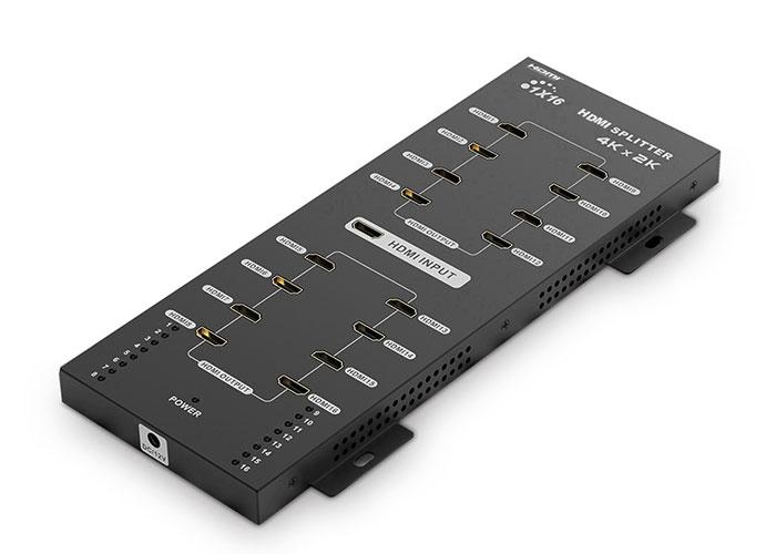 S-Link Swapp SW-HDSP16 16 Port 4Kx2K HDMI Splitter