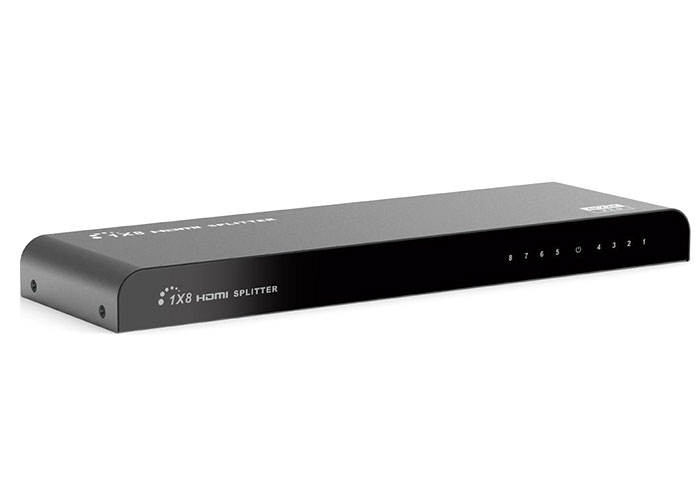 S-Link Swapp SW-HDSP8 8 Port 4K*2K HDMI Splitter