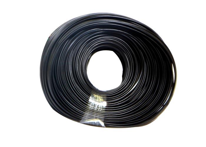 Lan LN-TEL33 100m Siyah Flat Telefon Kablo