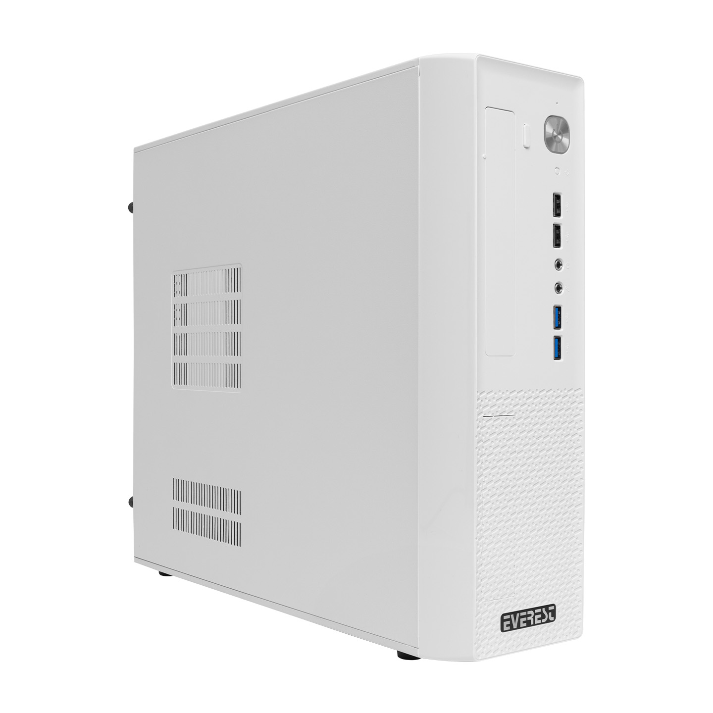 Everest TFX01 200W Beyaz Mini ITX Kasa