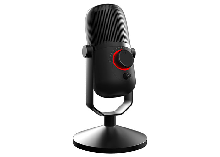 Rampage THRONE SN-44M Black Desktop Professional USB Microphone